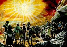 Wederkomst jezus aarde