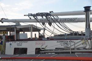sabbat of zondag boot