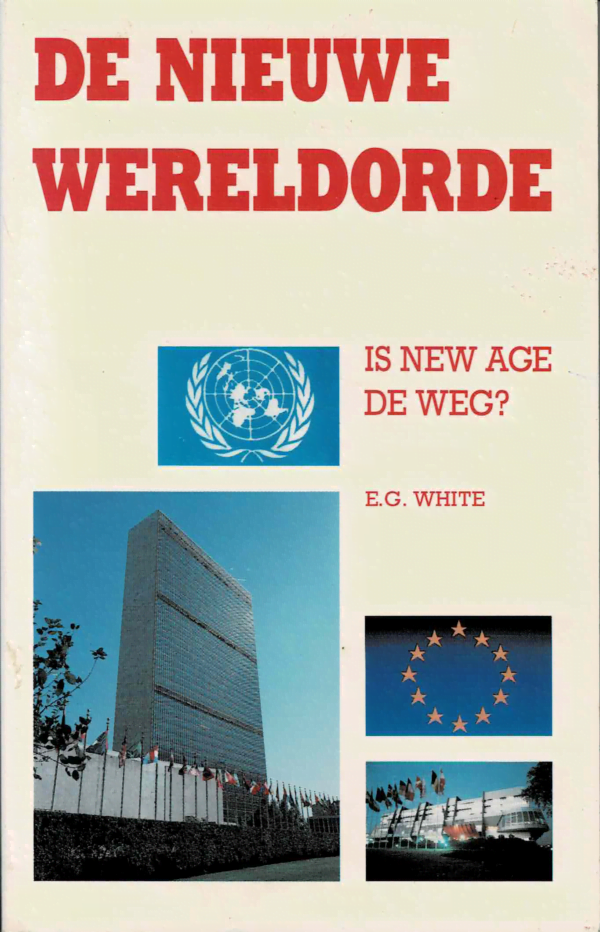 De nieuwe wereldorde - voorkant