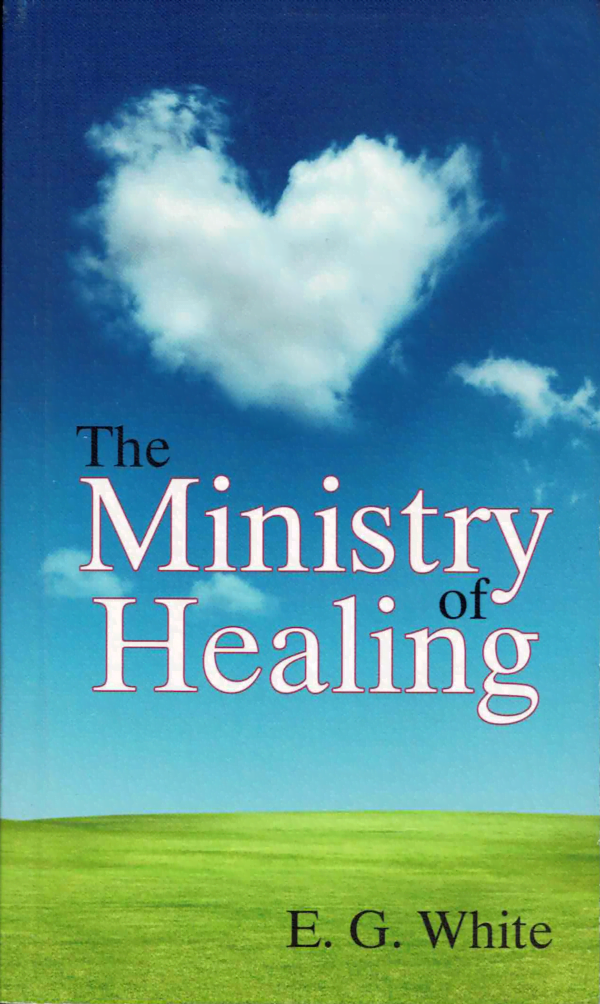 The ministry of healing - voorkant