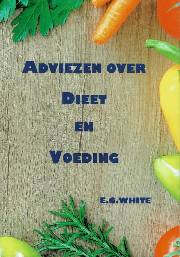 Adviezen over dieet en voeding - voorkant