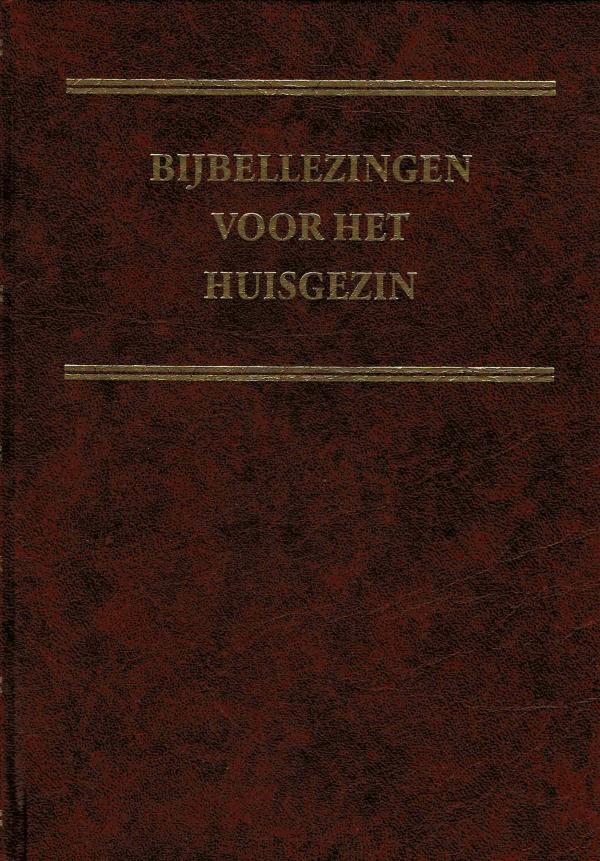 Bijbellezingen voor het huisgezin