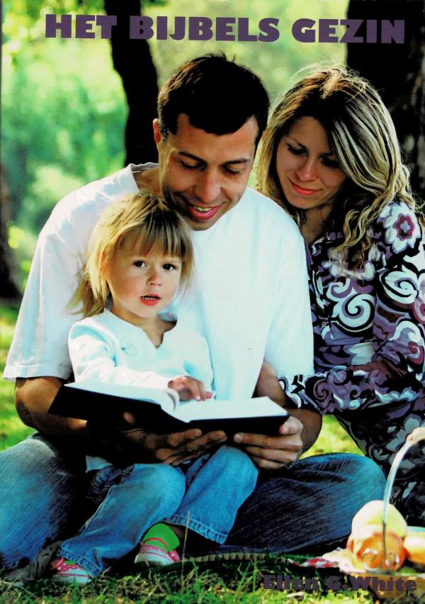 Het bijbels gezin - voorkant