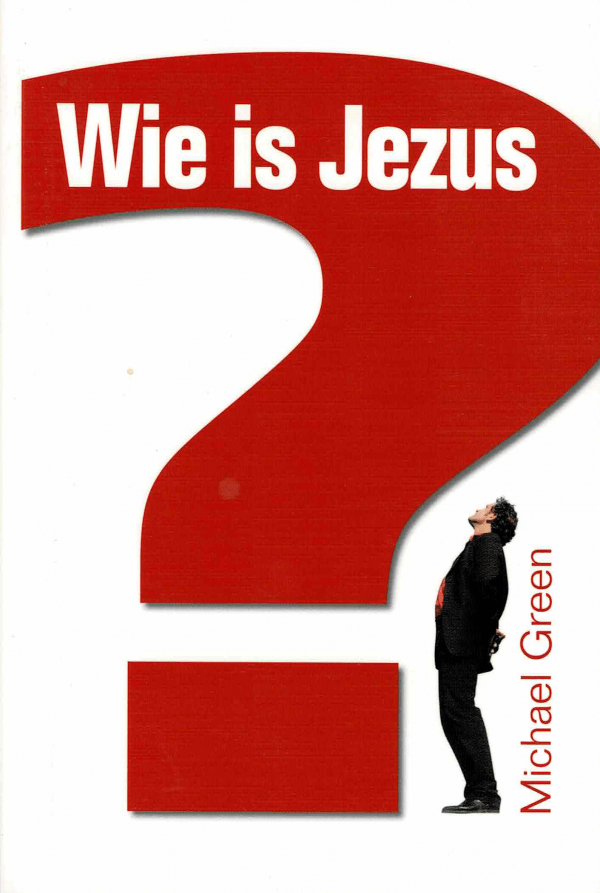 Wie is jezus - voorkant